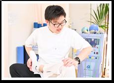 かりの鍼灸整骨院の施術
